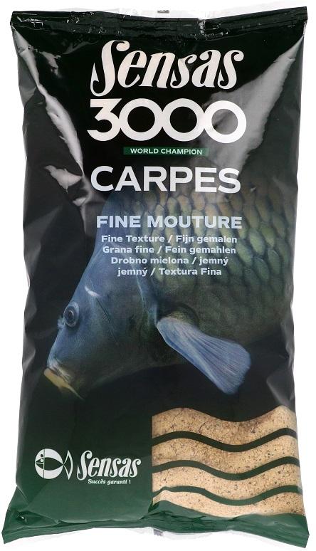 Krmení 3000 Carpes Fine Mouture (kapr jemný) 3kg