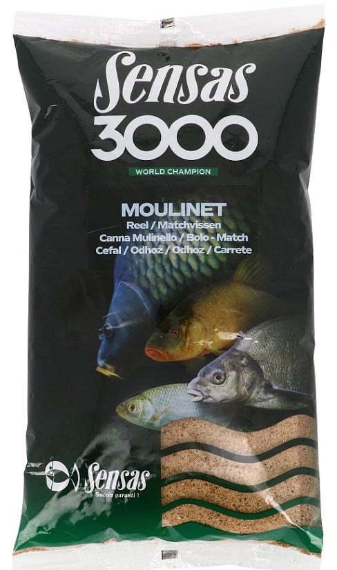 Krmení 3000 Moulinet Special Anglaise (angličák) 1kg