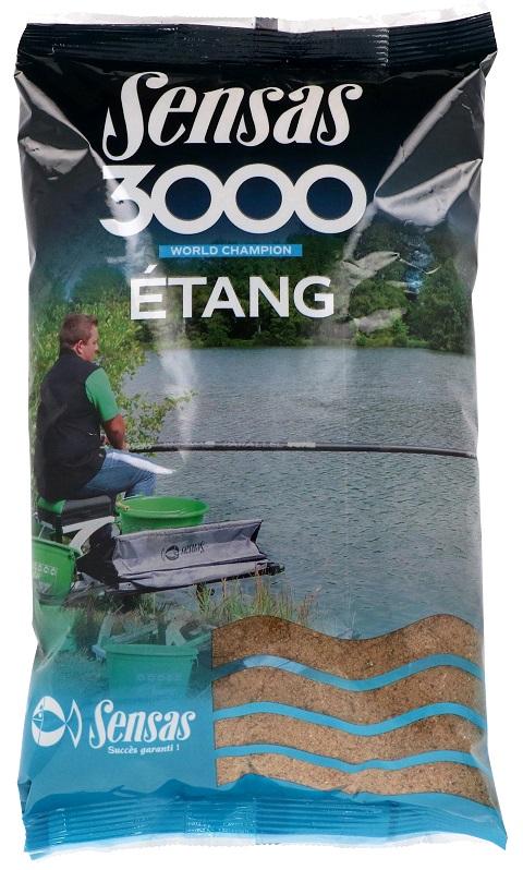 Krmení 3000 Etang (jezero) 1kg