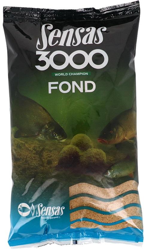 Krmení 3000 Fond (řeka) 1kg