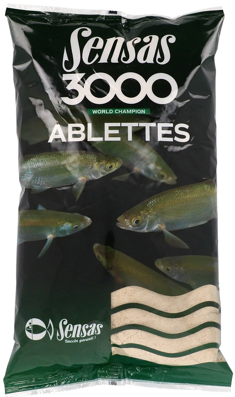 Krmení 3000 Ablettes (ouklej) 1kg