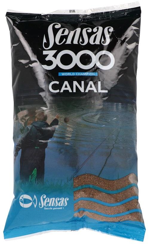 Krmení 3000 Canal (kanál) 1kg