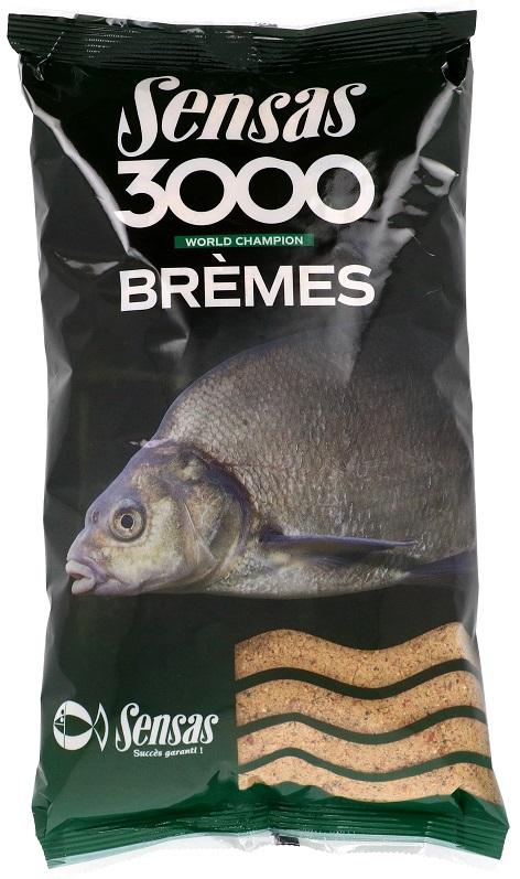 Krmení 3000 Bremes (cejn) 1kg