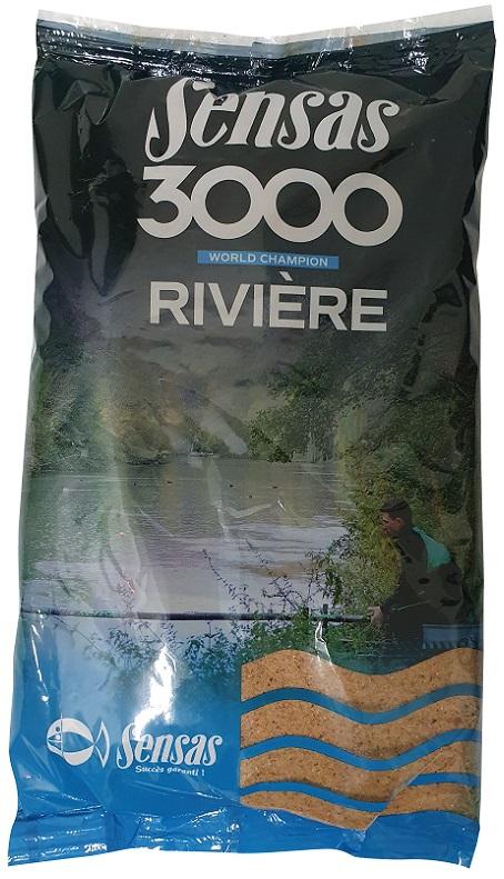 Krmení 3000 Riviere (řeka) 3kg