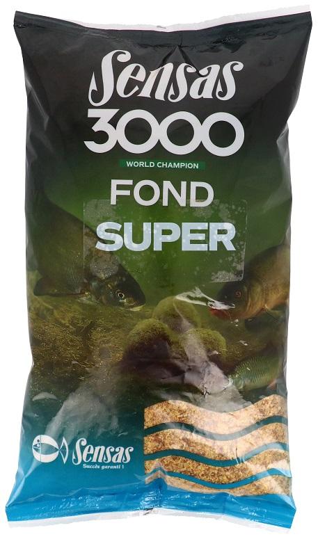Krmení 3000 Super Fond (řeka) 1kg