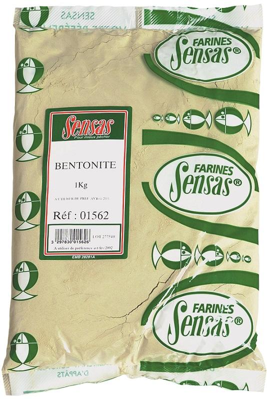 Bentonite (jíl) 1kg