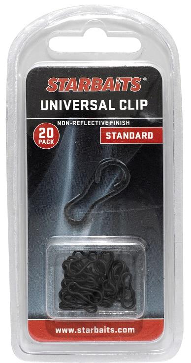 Rychlo-karabinka - Universal Clip Standart 20ks
