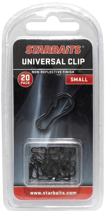 Rychlo-karabinka - Universal Clip Small 20ks
