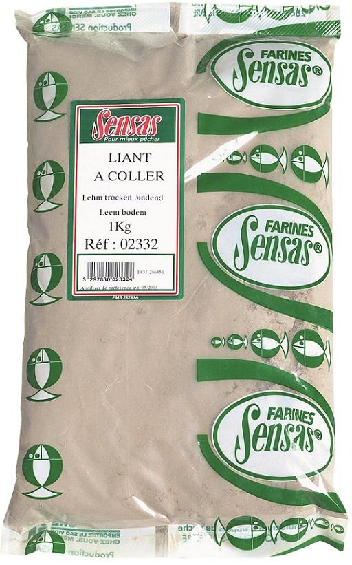 Liant a Coller (lepidlo na hlínu šedá) 1kg