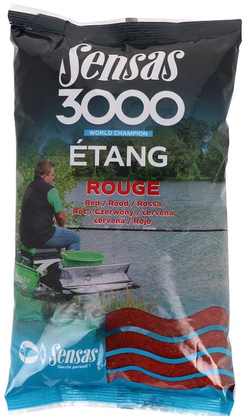 Krmení 3000 Etang Red (jezero-červené) 1kg
