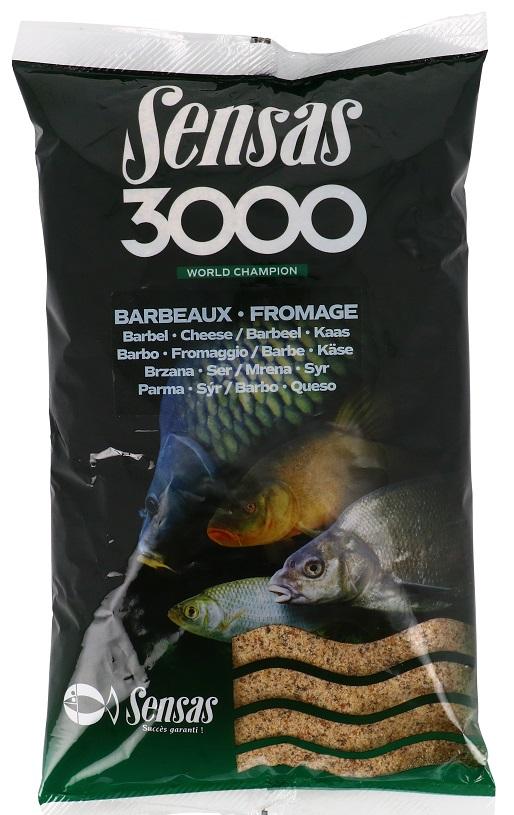 Krmení 3000 Barbel Formage (parma sýrová) 1kg