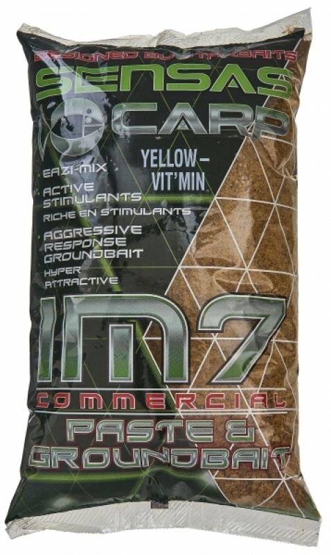 Krmení IM7 YELLOW-VIT'MIN 1kg