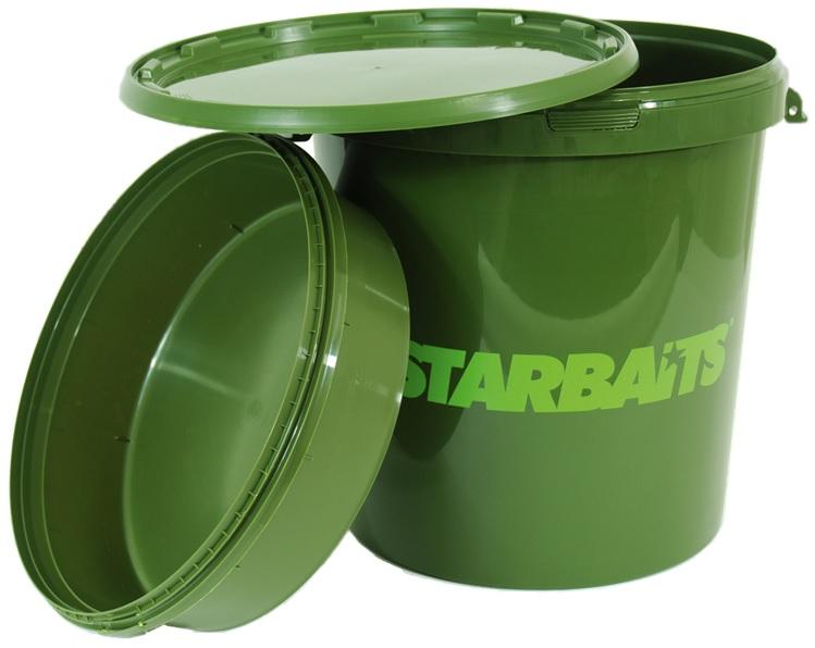 Kbelík Container Starbaits (33l+vanička+víko)