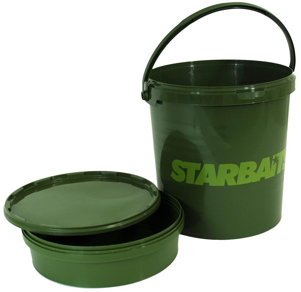 Bucket 21L (kbelík+vanička+víko)