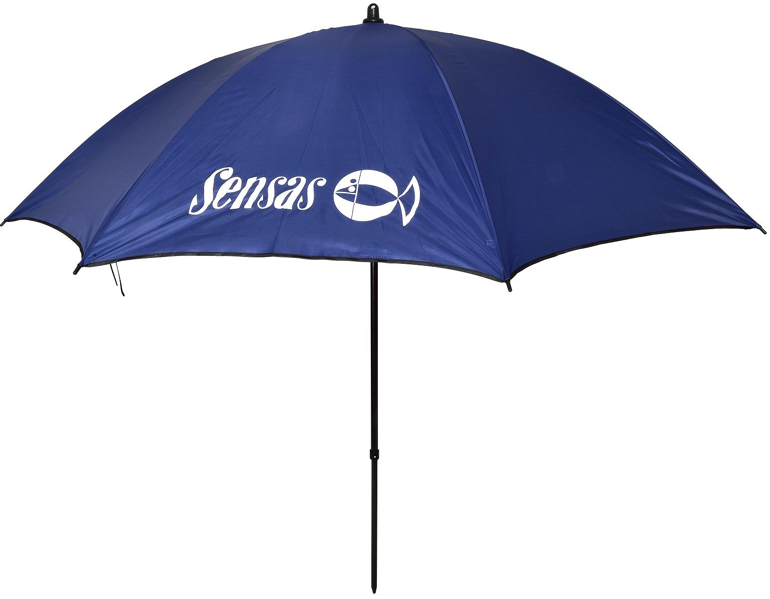 Deštník SENSAS Navy 2,2m