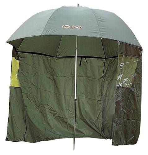 Deštník s bočnicí 2,2m