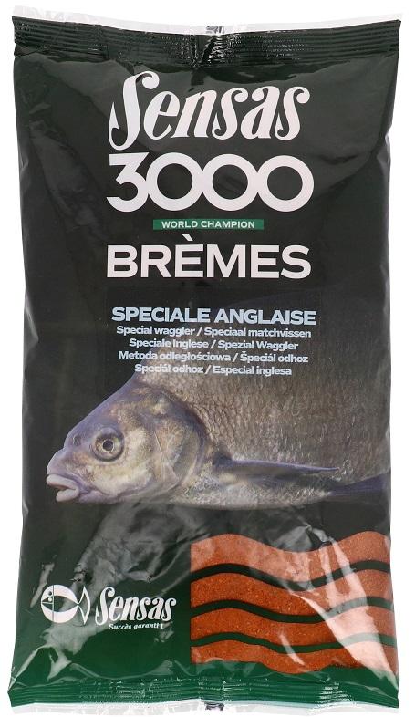 Krmení 3000 Super Anglaise Bream (angličák-cejn) 1kg