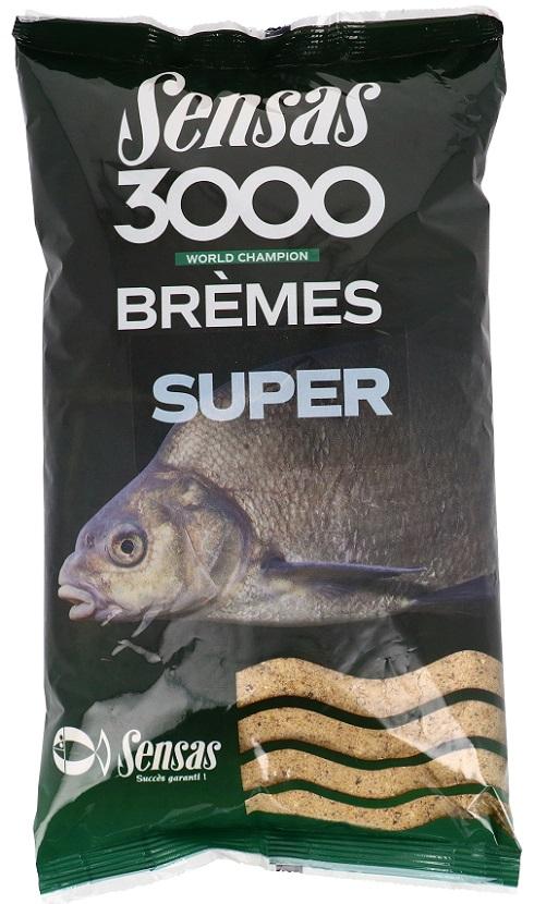 Krmení 3000 Super Bremes (cejn) 1kg
