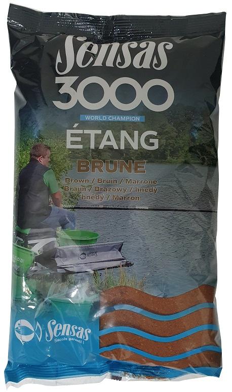 Krmení 3000 Etang Brown (jezero-hnědé) 1kg