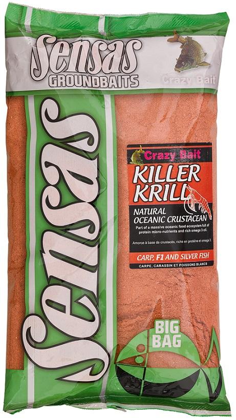 Krmení Big BAG KILLER KRILL 2kg