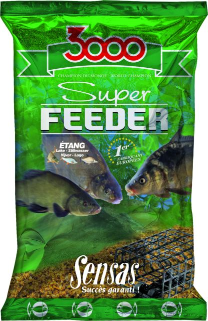 Krmení 3000 Super Feeder Etang 1kg