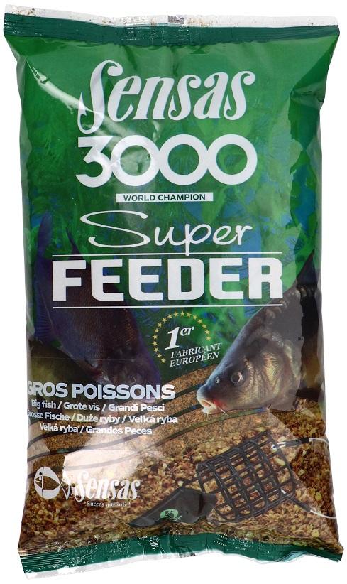 Krmení 3000 Super Feeder Big Fish 1kg