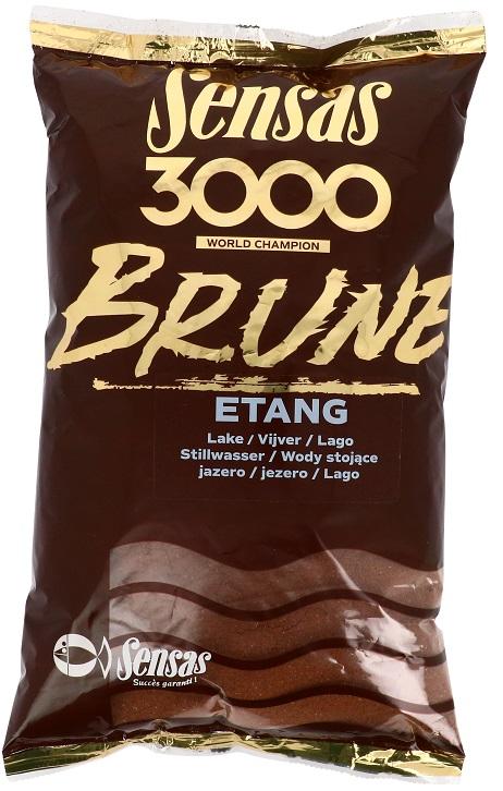 Krmení 3000 Brune Etang (jezero-hnědá) 1kg