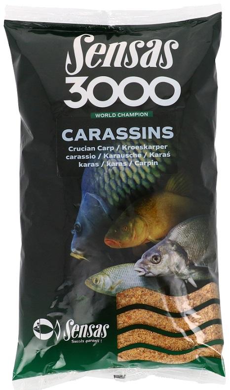 Krmení 3000 Carassins (karas) 1kg
