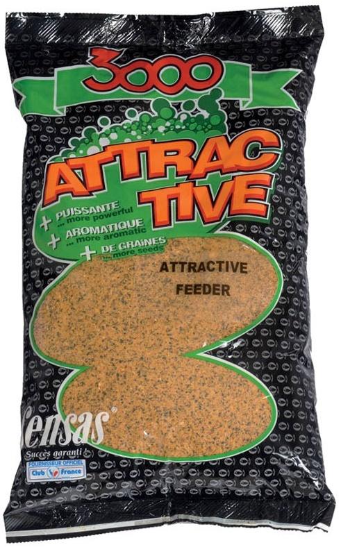 Krmení 3000 Attractive Feeder (feeder) 1Kg