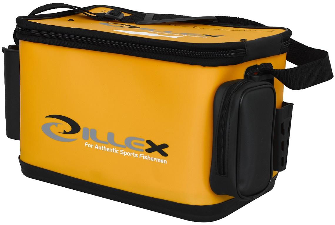 Taška Illex Bakkan G2 Dock 40 Yellow