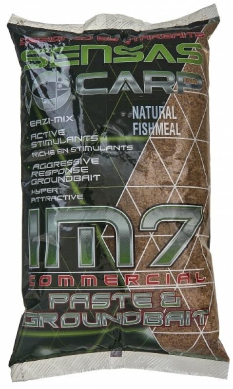 Krmení IM7 NATURAL FISHMEAL 1kg