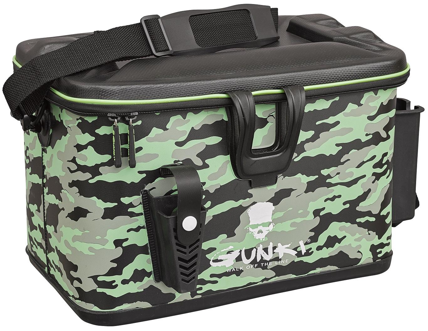 Nepromokavá taška Safe Bag Edge 40 Hard Camo