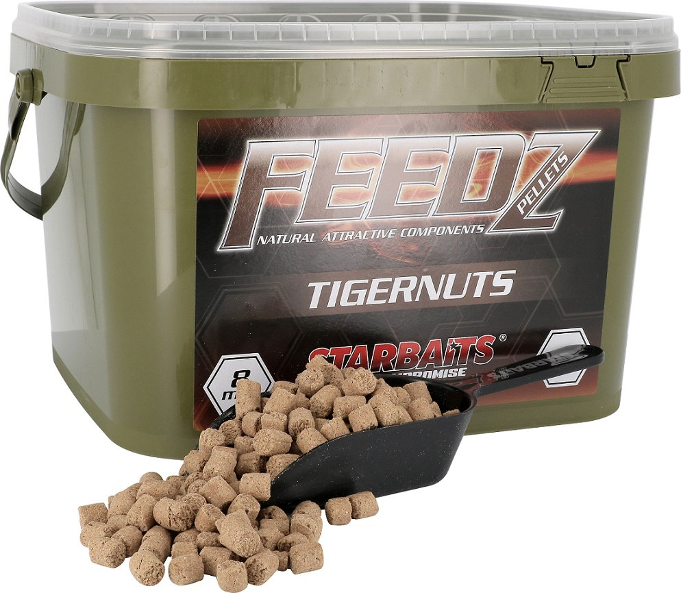FEEDZ Pelety TIGERNUT 8mm 4kg