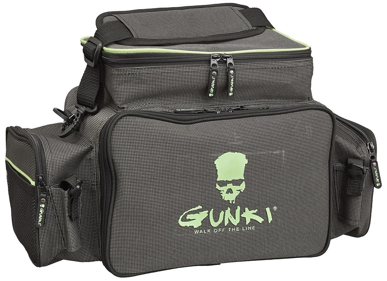 Iron-T Box Bag Front-Zander Pro (taška)