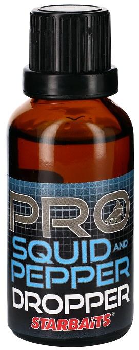 Pro Squid & Pepper Dropper 30ml