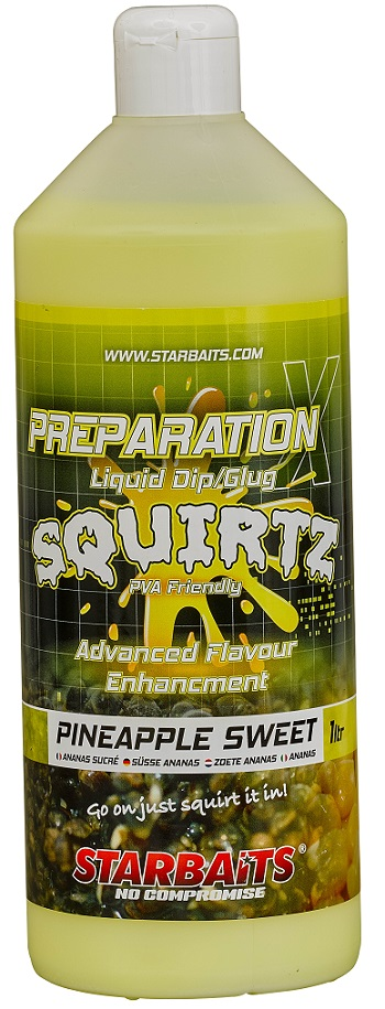 Booster PREP X SQUIRTZ PINEAPPLE SWEET 1L