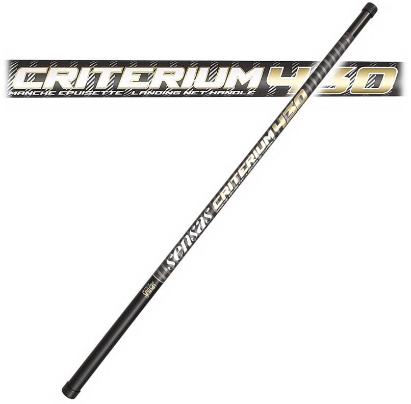 Tyč na podběrák CRITERIUM 4,3M (3 díly)