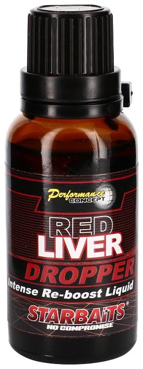 Red Liver Dropper 30ml