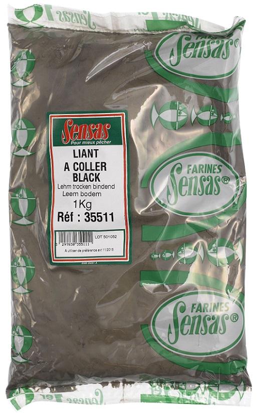 Liant a Coller Noir (lepidlo na hlínu černé) 1kg