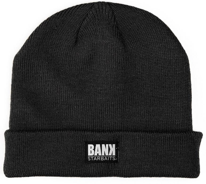 Zimní čepice Starbaits Bank Tradition Beanie Black