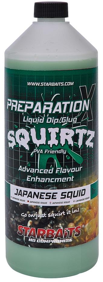 Booster PREP X SQUIRTZ JAPANESE SQUID 1L