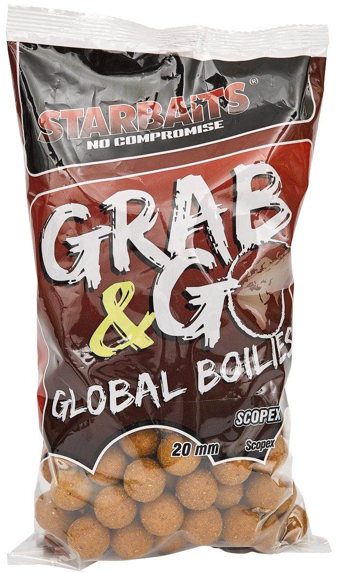 Global boilies SCOPEX 20mm 1kg