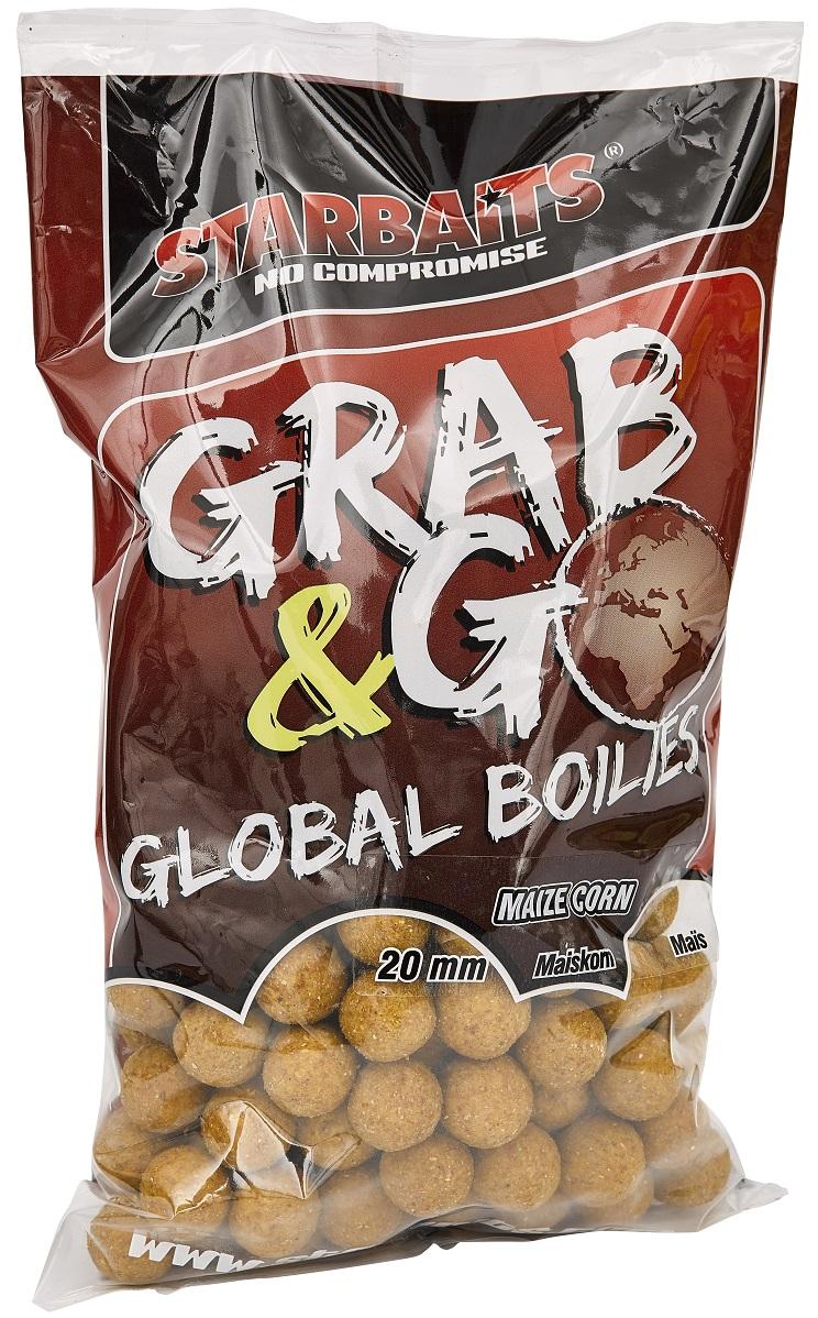 Global boilies SWEET CORN 20mm 1kg