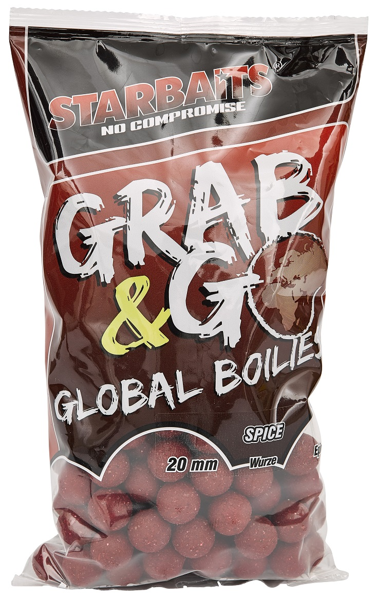 Global boilies SPICE 20mm 1kg