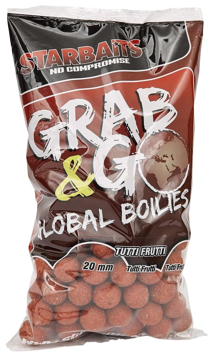 Global boilies TUTTI 20mm 1kg