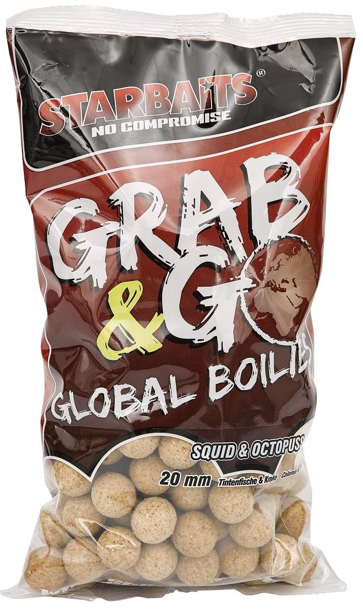 Global boilies SQUID & OCTOPUS 20mm 1kg