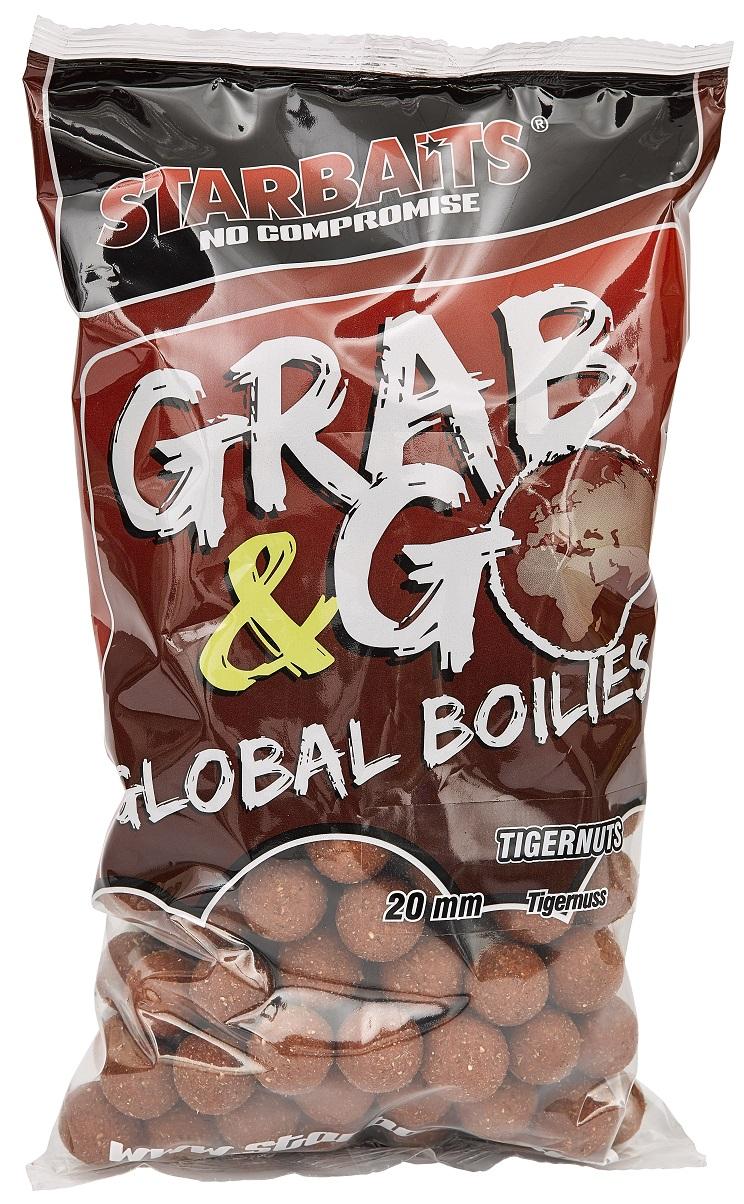 Global boilies TIGERNUT 20mm 1kg
