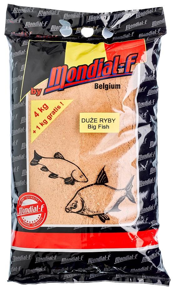 Krmivo Mondial-F KAPR (veľká ryba) 5kg