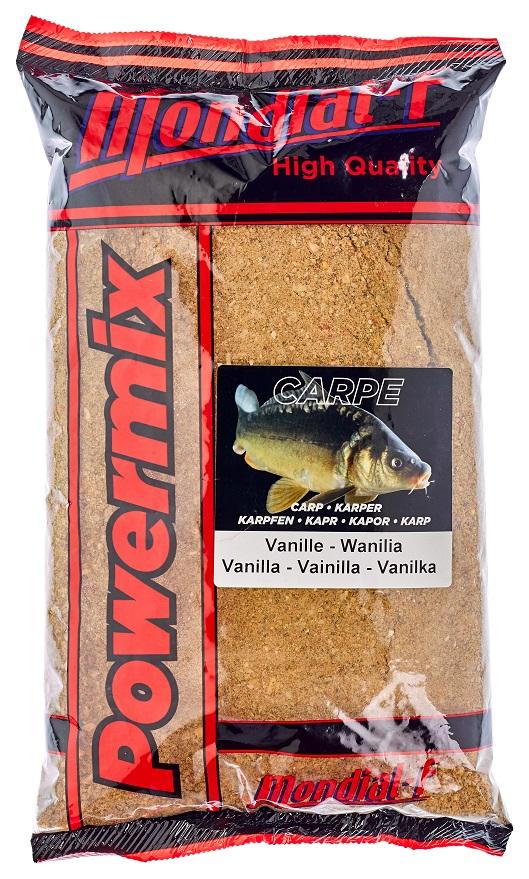 Krmivo Powermix Carp Vanilla 1kg