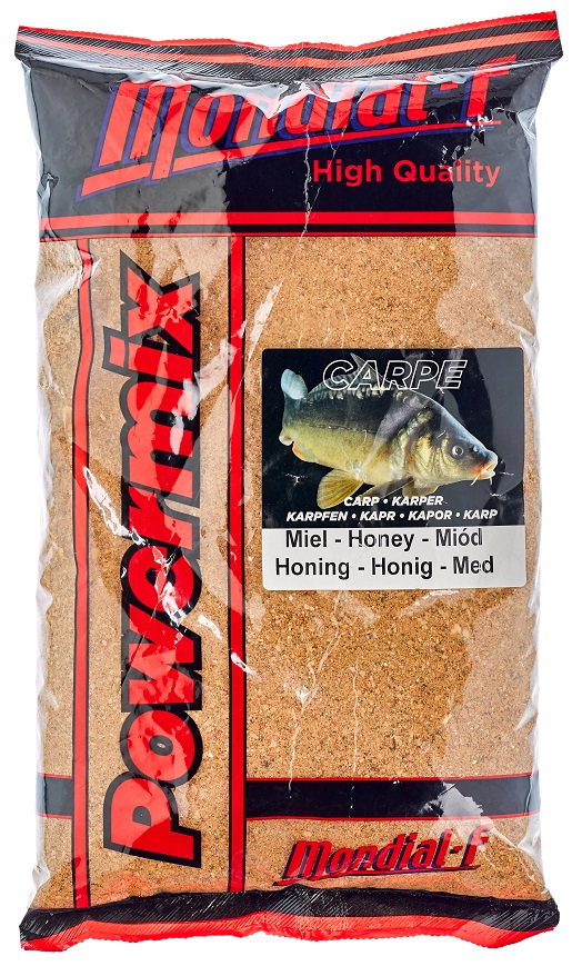 Krmivo Powermix Carp Honey 1kg
